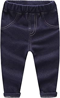 fleece lined jeans toddler