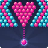 Experience all the different challenges and puzzles! Easy to learn and fun to master gameplay. You can play anytime and anywhere. Play everyday, Get greater rewards! Soothing sounds and gorgeous visual effects. Drop 20+ bubbles to get the BOMB. Make ...