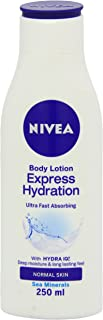 Nivea Body Express Hydration Body Lotion (250ml)