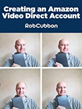 Creating an Amazon Video Direct Account