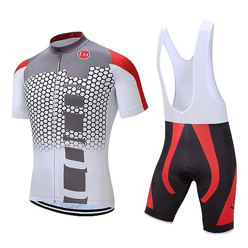 SKY Team Cycling Jersey Pad Short Set Top Quality Bicycle Bib Shorts Clothing