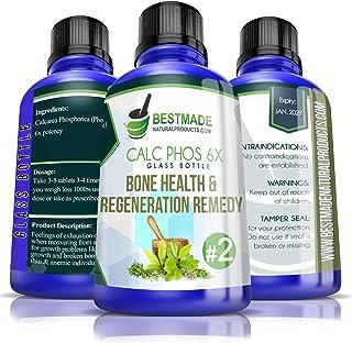 Sponsored Ad - Calcarea Phosphorica 6X Glass Bottle   Bone Health & Regeneration