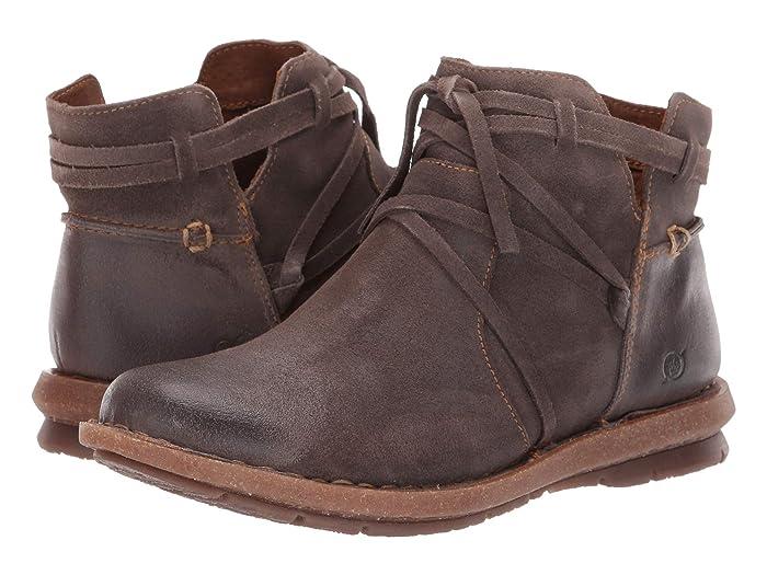 Born  Tarkiln (Grey Distressed) Womens  Boots