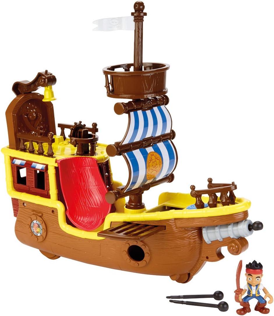 Mattel Fisher-Price Jake and the Neverland Pirates Pirate Phone NEW