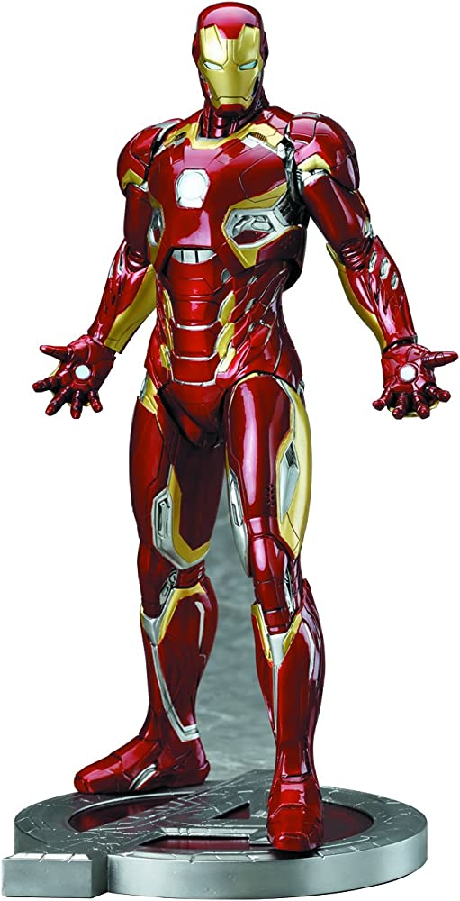 Marvel comics iron man mk