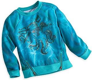 Descendants 2 Long Sleeve Pullover Top Blue