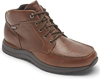 ROCKPORT Men's Edge Hill 2 Waterproof Moc Boot