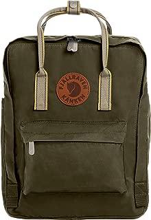 Fjallraven - Kanken Greenland Backpack for Everyday, Deep Forest/Greenland Backpack for Everyday Pattern