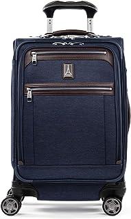 Travelpro Platinum Elite-Business Plus Softside Expandable Luggage, True Navy