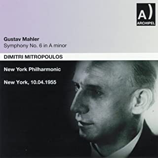 Gustav Mahler: Symphony No. 6 In A minor (New York 1955)