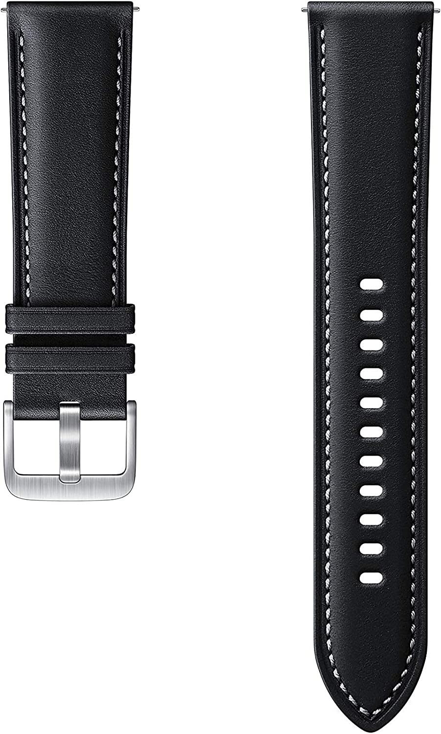 Galaxy Watch3 Stitch Deluxe Leather Band Now on sale
