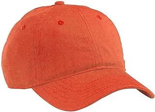 100% Organic Cotton Twill Adjustable Baseball Hat