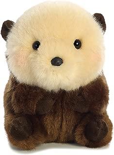 Aurora World 16817 Rolly Pet Smiles Sea Otter Plush, 5