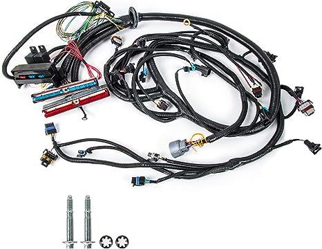 Electrical Motors DBC & EV1 Fuel Injector Connectors Red/Blue PCM ...