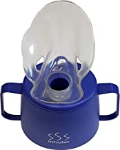 Life Healthcare Steam Inhaler Cup Easy to Use for Colds, Flu