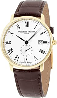 Frederique Constant Slimline Seconds Collection Watches
