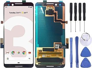 SHUHAN LCD Screen Phone Repair Part LCD Screen and Digitizer Full Assembly for Google Pixel 3 Mobile Phone Accessory