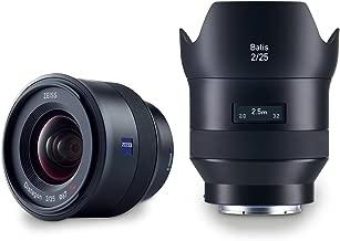 Zeiss Batis 25mm f/2 Lens for Sony E Mount