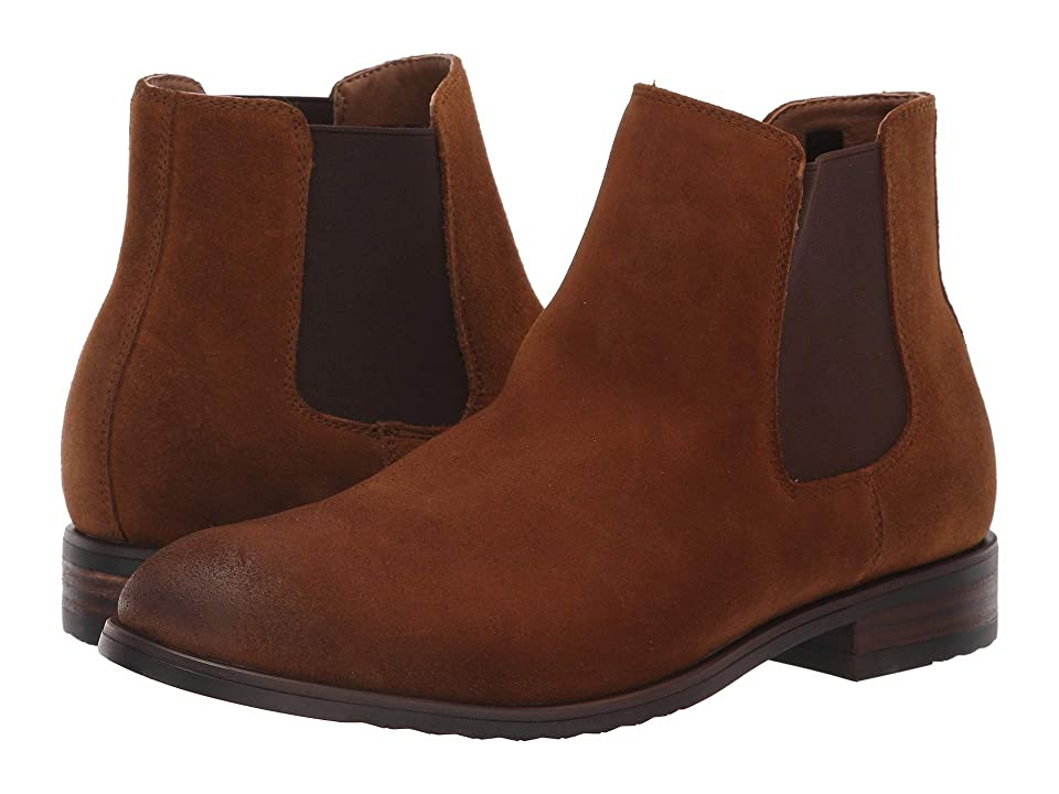 Lucky Brand Cohen (Dark Tan) Men