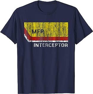 MFP V8 Interceptor Special T Shirt - Max Warrior