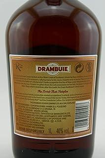 "Drambuie 40% 1 lt. - Prince Charles Edward Stuart""s Likör"