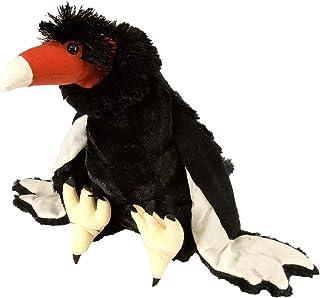 Wild Republic Turkey Vulture Plush, Stuffed Animal, Plush Toy, Gifts for Kids, Cuddlekins 12 Inches