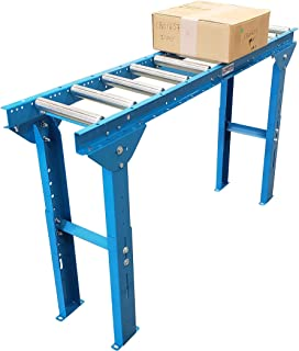 Roller Stand, Ultimation 500 Pound Capacity, Adjustable Height 12 in. W x 5 ft. L, Made in USA