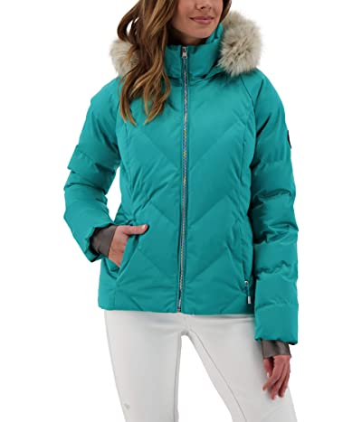 Obermeyer Bombshell Jacket (Be My Bay) Women