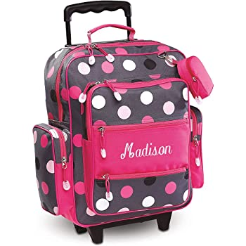 Happy Birthday Suitcase Personalized 20 Carry On
