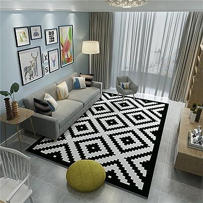 Amazon Com Cfg Simple Modern Scandinavian Style Black And White