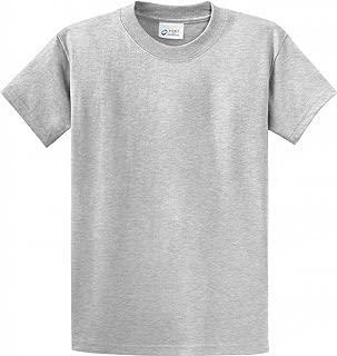 Port & Company Tshirt (PC61), Yellow, XL