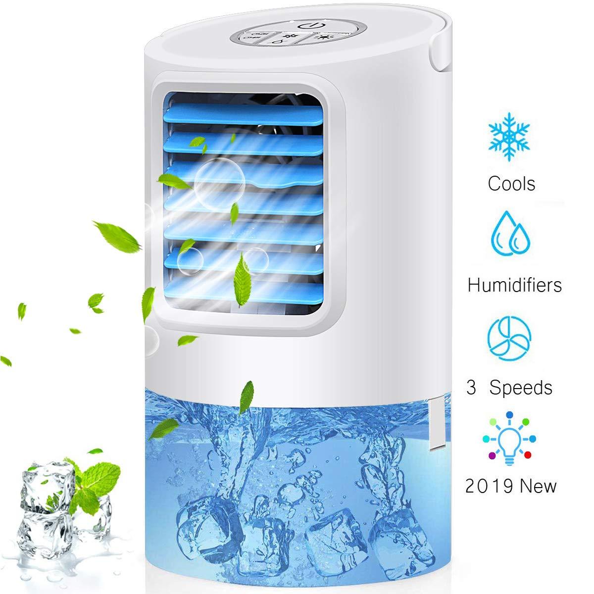 Portable Conditioner Personal Evaporative Circulator