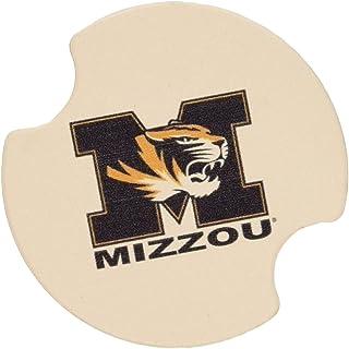Thirstystone University of Missouri Car Cup Holder Coaster, 2-Pack