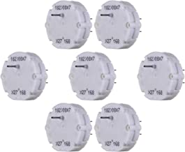ECCPP 7Pcs Gauge Cluster X27 168 Stepper Motor for Instrument Speedometer Repair Kit