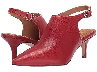 CC Corso Como Dionna (Cherry Red Leather) Women