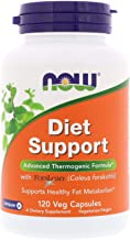Now Foods, Diet Support, Advanced Thermogenic Formula, 120 Veg Capsules