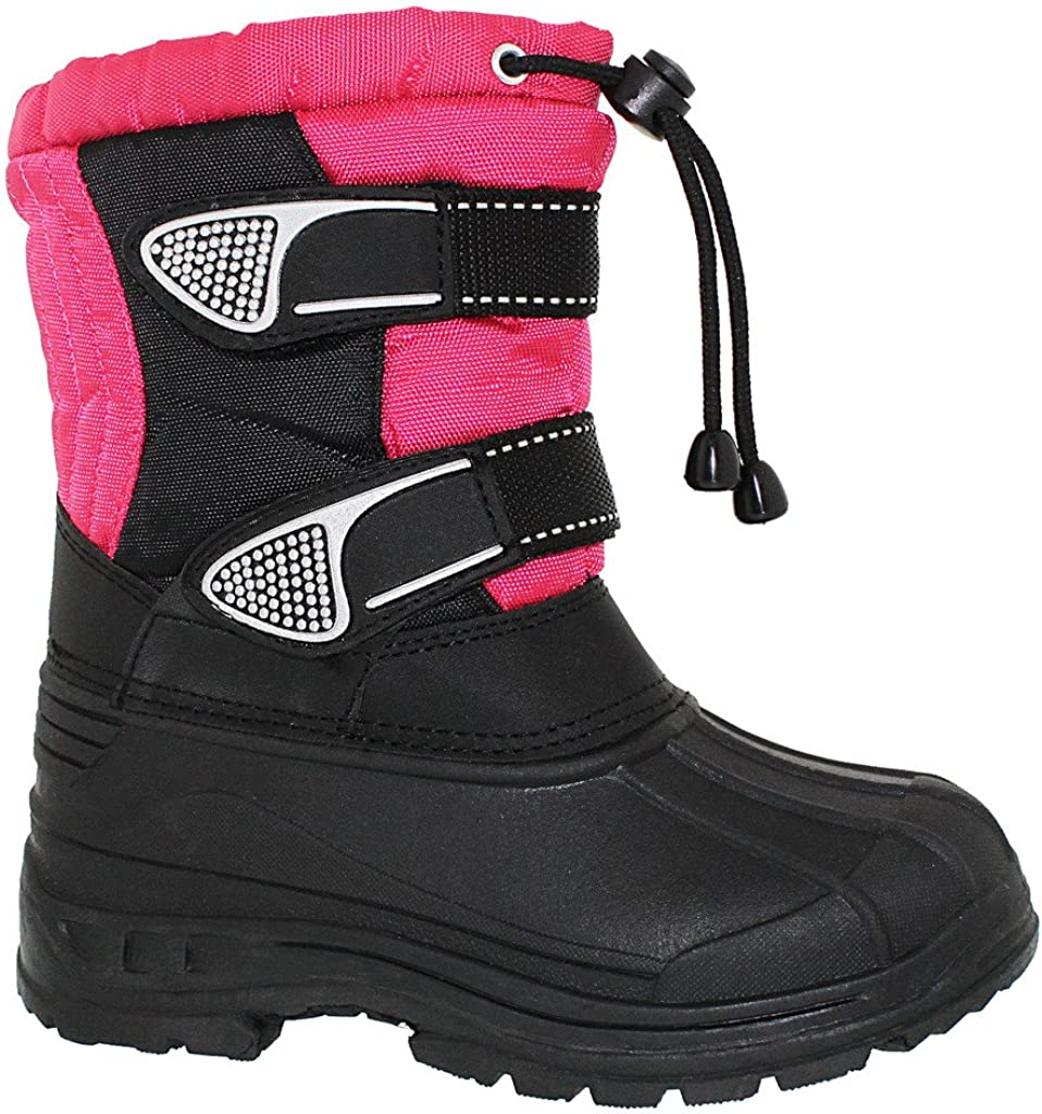 High quality new Jands Big Girls Water Resistant Two Pull with Strap Boot Toggle Outlet SALE