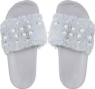 Do Bhai Women Stylish Casual Slip On Slide Flipflops