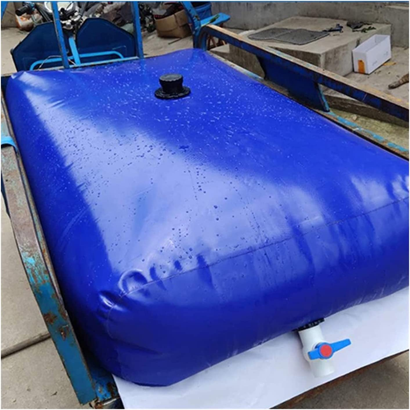 Popularity Foldable supreme Water Bladder Outdoor 0.9m Mobile Portable Tank