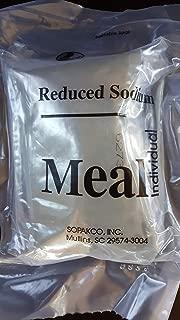 mre beef ravioli in meat sauce