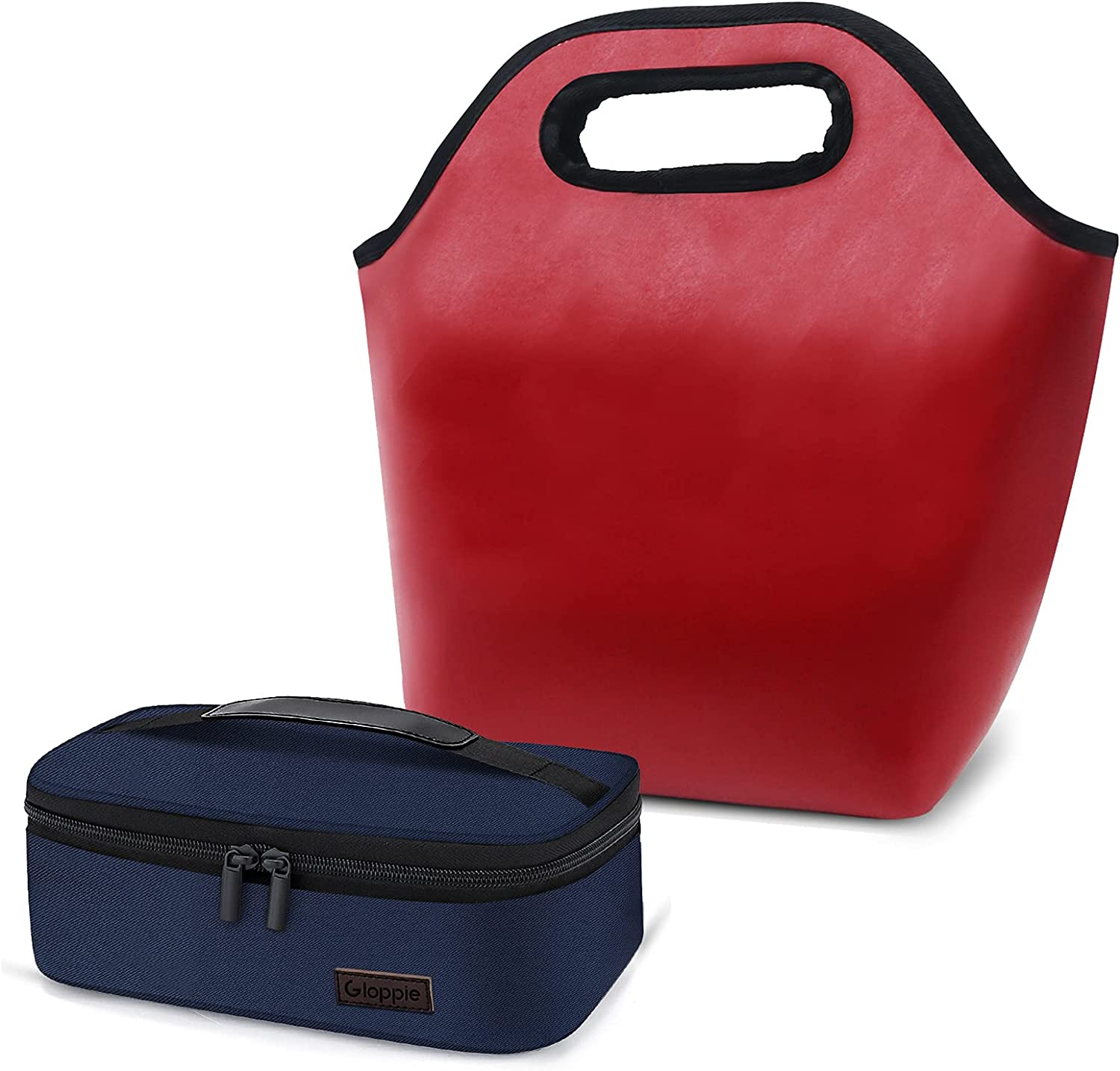 Gloppie Mini Insulated Lunchbox Branded goods for Bag Cheap super special price Wome Small Lunch Men