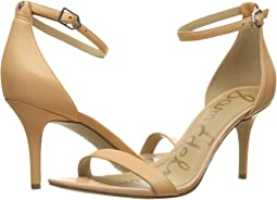 12fc62ec9 11. Sam Edelman. Devon.  119.95. Classic Nude Leather