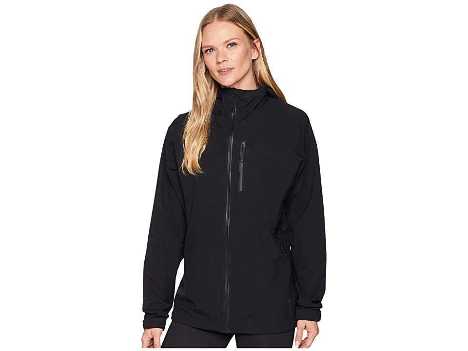 Mountain Hardwear Stretch Ozonictm Jacket (Black) Women