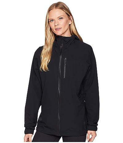 Mountain Hardwear Stretch Ozonictm Jacket (Black) Women