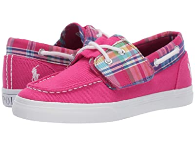 Polo Ralph Lauren Kids Bridgeport EZ (Little Kid) Girl