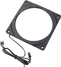 Phanteks Halos 140mm Digital LED Fan Frame,  Black (PH-FF140DRGBP_BK01)