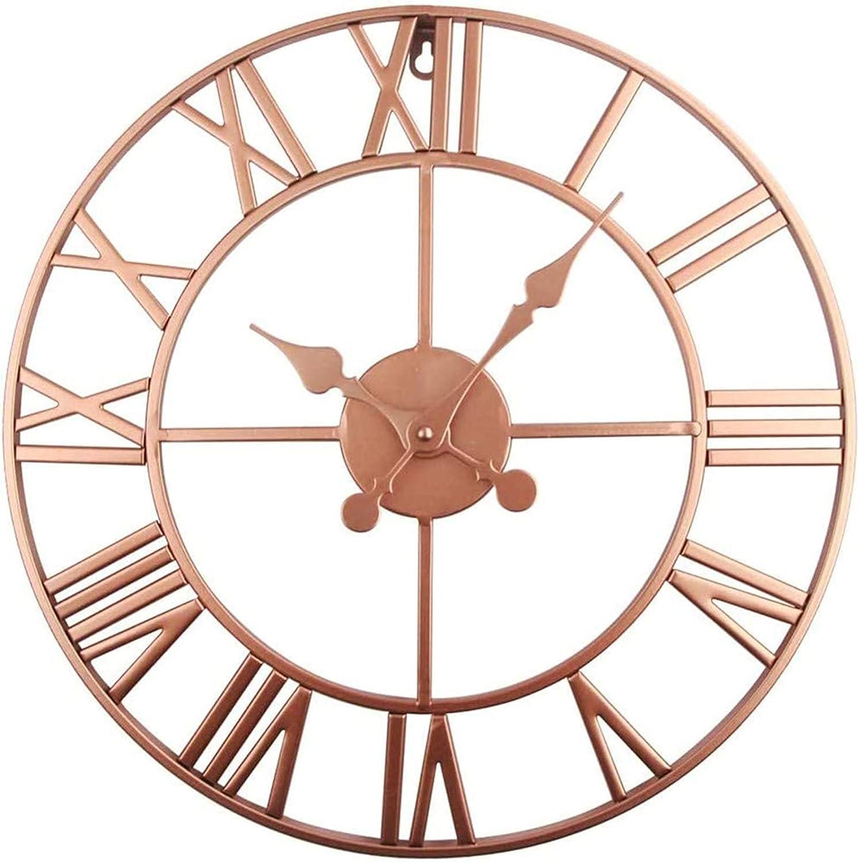 Garden Wall Clocks Outdoor 30Cm Silent Super Clock Denver Mall Product