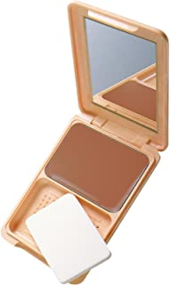 Sponsored Ad - Fashion Fair Oil Free Perfect Finish Creme to Powder Makeup Spf12, 13.5g Color: Pure Brown A488