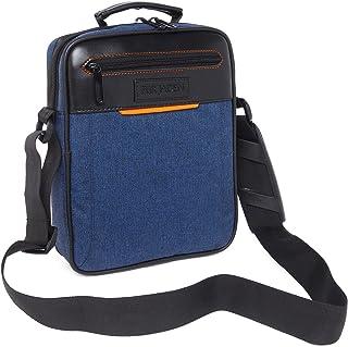 Fur Jaden Crossbody Sling Bag One Side Shoulder Cash cum Travel Bag for Men and Women for Office Business