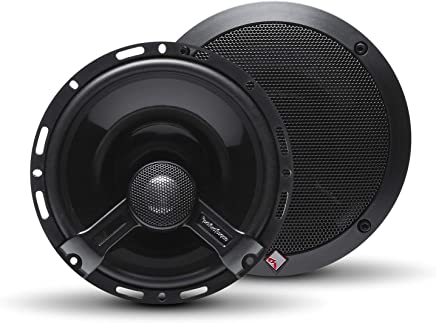 "$119 Get Rockford Fosgate T1650 Power 6.5"" 2-Way Full Range Euro Fit Compatible Speaker (Pair)"